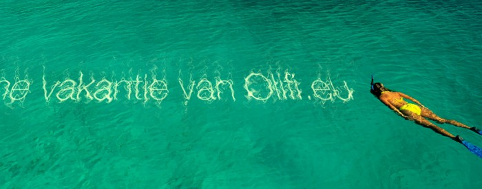vakantie 2013