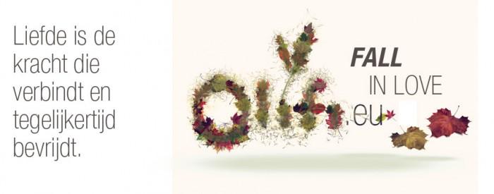 liefde herfst